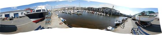 Aberystwyth marina trail