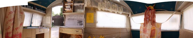 CowGirl Parlour installation interior